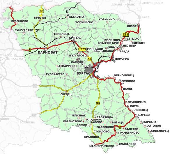 Източна България