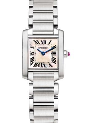 Най-предпочитан сред дамите и този часовник на Cartier, който струва 12 700 дирхама.Приблизително 3300 долара.