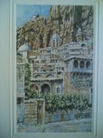 Картичка за Маалула.